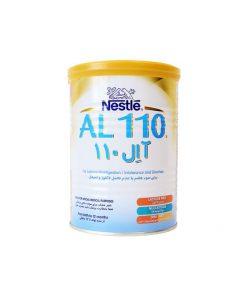 شیر خشک نستله حاوی اسید آلفا لینولنیک وزن 400 گرمی سری نان آ ال 110: