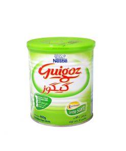 شیر خشک1نستله حاوی پروتئین و کبوهیدرات 400 گرمی سری گیگوز
