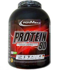 پودر مکمل ایرون مکس پروتئین 90درصد
