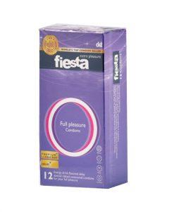 کاندوم فیستا Fiesta مدل نهایت لذت بسته 12 عددی