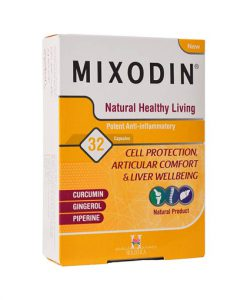 کپسول مکمل میکسودین Mixodin هولیستیکا 32 عددی