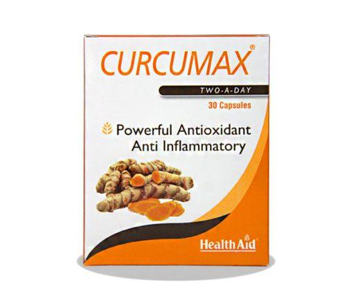 کپسول مکمل کورکومکس Curcumax هلث اید