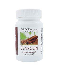 کپسول مکمل سنسولین او پی دی فارما 30 عددی