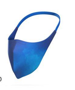 ماسک فیلتردار سایدا سری فشن طرح نیلوفر (دو مدل)