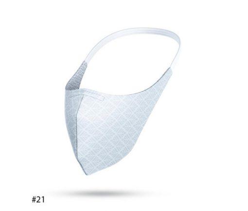ماسک فیلتردار سایدا سری فشن طرح برگ