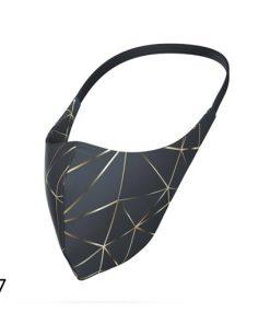 ماسک فیلتردار سایدا سری فشن طرح سه بعدی (چهار مدل)