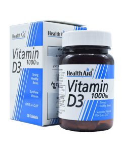 قرص ویتامین D3 هلث اید