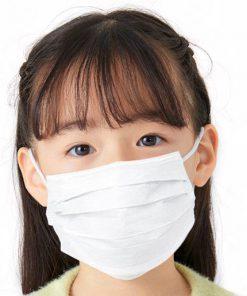 ماسک سه لایه ی فیس ماسک ویژه کودکان در بسته بندی 50 عددی