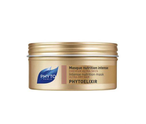 ماسک ترمیم کننده مو فیتو مدل phytoelixir حجم 200 میل