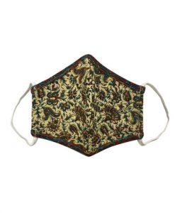 ماسک پارچه ای طرح سنتی (ده مدل)