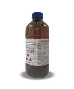 الکل اتیلیک 70 % شرکت پارس الکل حجم یک لیتر