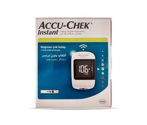 دستگاه تست قندخون آکیوچک ACCU-CHEK مدل Instant