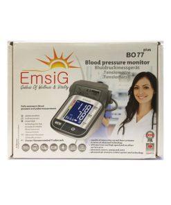 فشارسنج بازویی امسیگ EMSIG مدل BO 77 plus