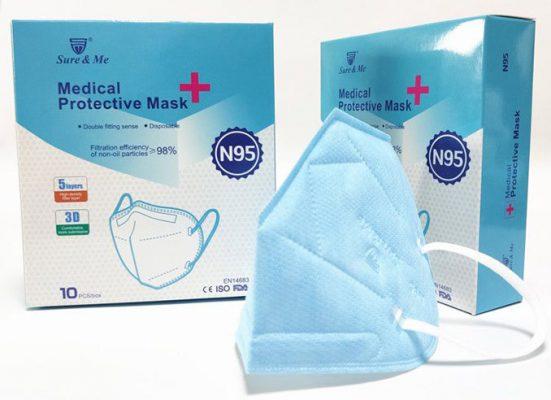 ماسک N95 شور اند می ؛بهترین گزینه برای مقابله با کرونا