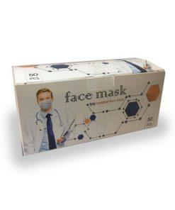 ماسک پرستاری فیس ماسک در بسته 50 عددی (کد27)