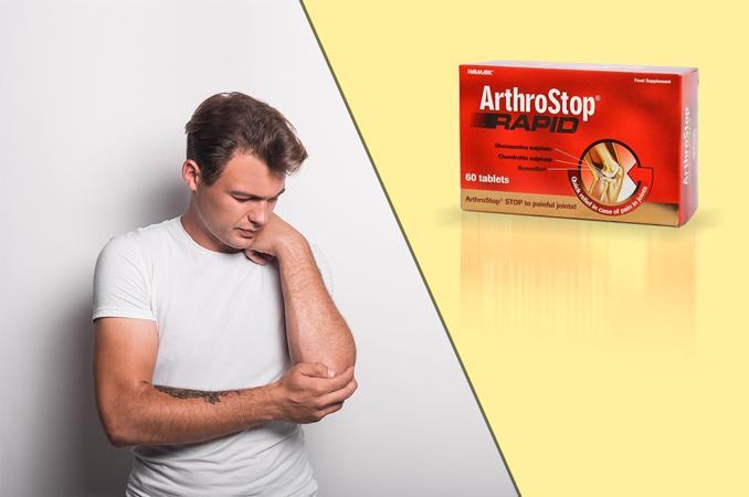 مکمل آرتروستاپ ؛ یک روش موثر در پیشگیری و درمان آرتروز