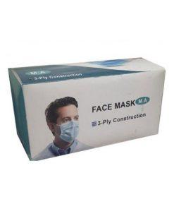 ماسک پرستاری فیس ماسک در بسته 50 عددی (کد28)