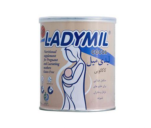 شیرخشک لیدی میل فاسکا وزن 400 گرم (4 طعم )