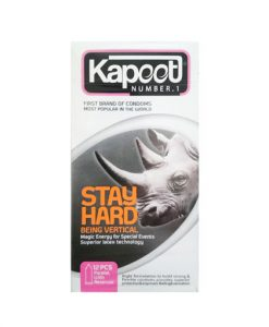کاندوم تاخیری کاپوت مدل stay hard
