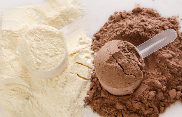 چرا مربی ها توصیه می کنند برای عضله سازی پروتئین وی و کازئین مصرف کنیم؟