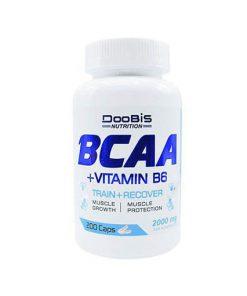 کپسول بی سی ای ای و ویتامین ب۶ دوبیس