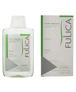 شامپو ملایم فولیکا جهت مصرف روزانه مخصوص موهای حساس و شکننده